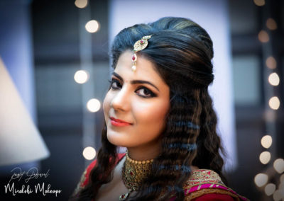 Party makeup in Lucknow by Minakshi Jaiswal-5