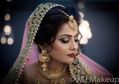 Wedding makeup in Lucknow by MJ StudioStudioJaiswal-2