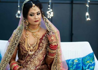 Wedding makeup in Lucknow by MJ StudioStudioJaiswal-4