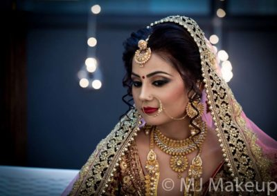 Wedding makeup in Lucknow by MJ StudioStudioJaiswal