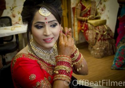Wedding makeup in Lucknow by Minakshi Jaiswal-2