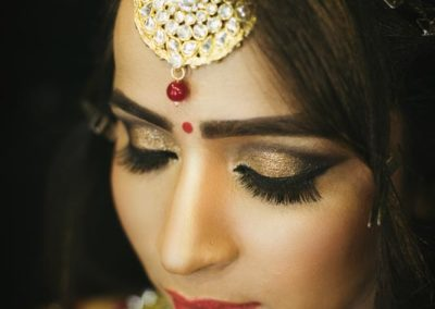 Wedding makeup in Lucknow by Minakshi Jaiswal